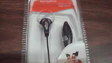 New Black Earbud Handsfree Single Headset for Pantech Impact P7000