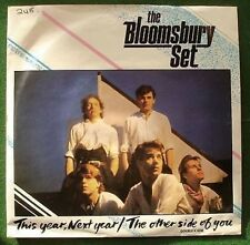 "Bloomsbury Set This Year Next Year GRAD 13 7"" Single"