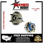 GM Midsize New Premium Front Wheel Hub Bearing Assembly ABS with 2 Yr Warranty
