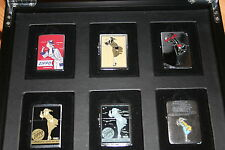 ZIPPO 6er SET  Windy Varga Girl  Limited Edition 200  NEU  SELTEN