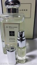 JO MALONE cologne  Fresh ORANGE BLOSSOM - 5 ML travel spray men's women's unisex