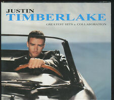 Justin Timberlake ‎– Greatest Hits & Collaboration  2CD NEW&SEALED