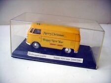 SOLIDO 1/43 - COMBI VW happy new year 2000 / 2001