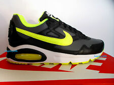 nike air max nere e gialle