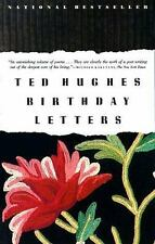 Birthday Letters : Poems by Ted Hughes (1999, Paperback)