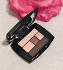 Lancome CD Eye Brightening 5 Shadow&Liner Palette 109 French Nudes GWP New