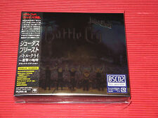 2016 JUDAS PRIEST BATTLE CRY JAPAN BLU-SPEC CD + DVD DELUXE EDITION