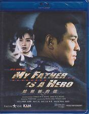 My Father Is A Hero (1995) Blu-Ray [Region A] UNCUT - English Subtitles - Jet Li