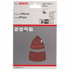 Bosch 25 Mixed Sanding Sheets Set for PSM 160 A/PSM 80/PRIO