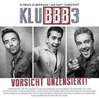CD ALBUM - Vorsicht Unzensiert! von Klubbb3 (2016)NEU&OVP!!!