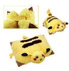 """2pcs Pikachu Plush Doll Decorative Cartoon Pokemon Pet Cushion Pillow 17"""""""