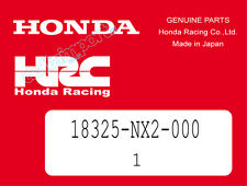 18325-NX2-000 FRONT EXHAUST STAY Genuine HRC Honda Spare NSF100