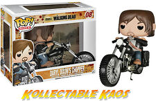 The Walking Dead - Daryl Dixon on Chopper Bike Pop! Vinyl