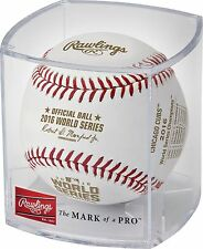 2016 Rawlings Official World Series Champions Baseball Chicago Cubs - Cubed
