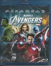 The Avengers (2012) Blu Ray