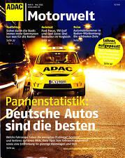 ADAC Motorwelt 5/2011: Focus, Golf, Astra im Vergleich