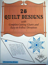 34 Barbara Taylor's quilting designs patterns rag doll toys 1970's?