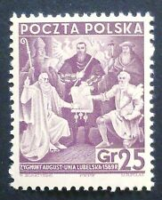 POLAND-STAMPS MNH Fi314 Sc324 Mi335 - Restoration of independence, 1938, clean