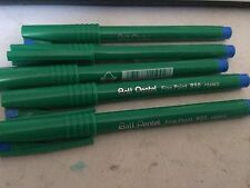 Blue Pentel Ball Fina R50 C Pen * Más Barato en eBay * Fast Free UK Post