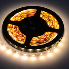 5M SMD 3528 Warm white Flexible LED Strip Light 300led/reel Non-waterproof Xmas