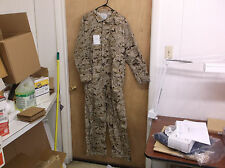 NEW USMC Desert Camouflage Pattern Coveralls Size Large Regular (G15R)