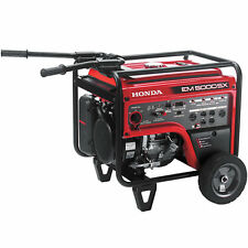 Honda EM5000 - 4500 Watt Portable Generator w/ Electric Start