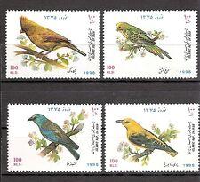 Timbres Asie. Oiseaux. Neufs sans ch.
