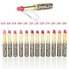 12 Pcs/Set Leopard Long Lasting Lipstick Makeup Lip Gloss Lip Rouge Pen Cosmetic