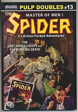 "The Spider #13 Pulp ""Grey Horder Creeps"" & ""The Howling Death"" ~ Reprint"