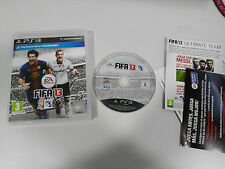 FIFA 13 PS3 PLAYSTATION 3 ESPAÑOL EA SPORTS