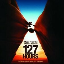 127 HOURS SOUNDTRACK CD SIGUR ROS BILL WITHERS NEU