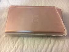Nintendo DS Lite Case Replacement Full Housing Shell W/Hinge Set (Rose Metallic)