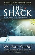 THE SHACK by Wm Paul Young-Where Tragedy Confronts Eternity PB Religious Mystery