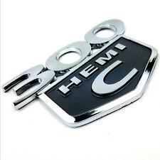Chrome 300 C HEMI Badge Nameplate Emblem Fender Sticker Decal For Chrysler 300