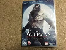 * NEW SEALED DVD Film * THE WOLFMAN * DVD Movie *