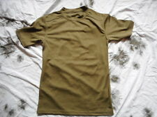 GENUINE ISSUE PCS MTP UNIFORM BASE LAYER lifa vapor wick T SHIRT cadet SMALL