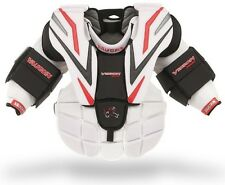 New Vaughn VP 9200 goalie chest/arm protector Jr Medium Vision junior ice hockey
