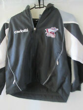 "Scunthorpe United Training Football Jacket Size 28"" chest /11743"