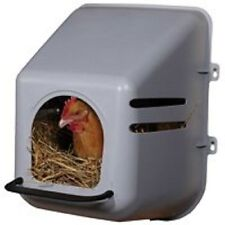 NEW MILLER 163620 SINGLE POULTRY CHICKEN EGG NESTING BOX USA MADE SALE 7168115