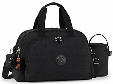 KIPLING Camama DAZZ BLACK Baby Changing Diaper Bag Best Seller K13556H53