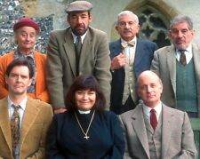 "The Vicar of Dibley 10"" x 8"" Photograph no 4"