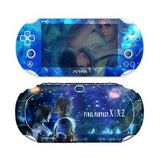 Skin Decal Sticker For PS Vita Slim PCH-2000 Series Consoles FFX #02 + Free Gift