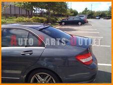 W204 C250 C300 C350 4Dr #755 Steel Gray C63 AMG Trunk Lip OE Roof Spoiler 08-14
