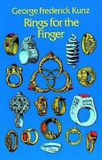 Rings for the Finger (Dover Jewelry and Metalwork), Kunz, George Frederick, Acce