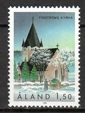 Finland / Aland - 1989 Definitive church - Mi. 37MNH