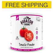 Augason Farms Emergency Food Dehydrated Tomato Powder Vegetable Survival Meals