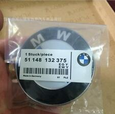 High Quality BMW  E46 3 SERIES FRONT TRUNK EMBLEM 74MM LOGO BADGE 2 PIN