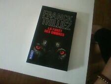 LIVRE EN FRANCAIS, book in French, franck thilliez, La foret des ombres, perfect