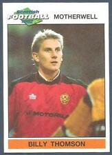 PANINI SCOTTISH FOOTBALL 92-#098-MOTHERWELL-BILLY THOMPSON