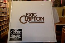 Eric Clapton Studio Album Collection 1970-1981 9xLP box set sealed vinyl + mp3